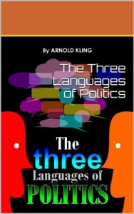 Book Cover The Three Languages of Politics
