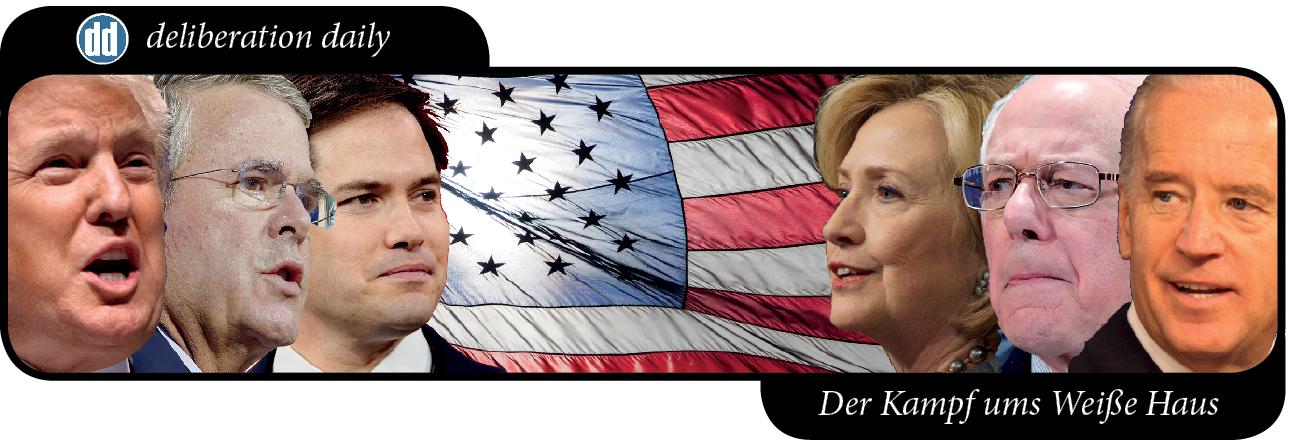 US Wahl Logo DD